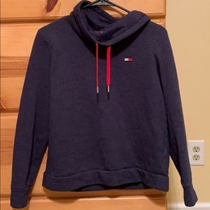 Tommy Hilfiger funnel neck hoodie